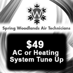 Heating or AC tuneup specials
